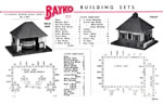 Sets #0 to #2, 20 page BAYKO manual, later version, 1948, Page 15 - click here for the full manual.